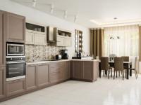 Стильные кухни: 5 дизайнерских проектов