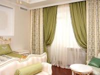 Выбираем шторы для спальни