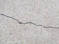 Трещины в бетонных изделиях