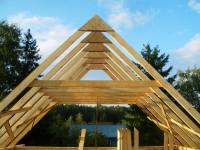 Стропильная система крыши: особенности