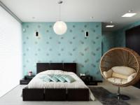 Современный дизайн спальни 2017 – залог успеха и процветания. Фото новинки 2017 года