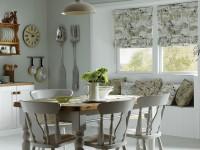 Современные шторы для кухни: идеи дизайна
