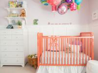 Как украсить стены в детской комнате