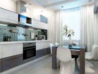 Выбираем шторы для кухни: оригинальные варианты и новинки 2018