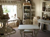Дух непринуждённости в изящных формах мебели стиля регентства