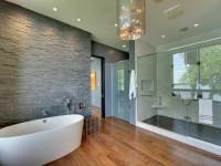 6 потрясающих возможностей для обустройства стен в ванной комнате