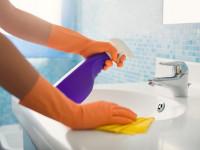 Уборка ванной и игрушек