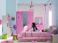 Детская комната для девочки: как обустроить дизайн по-современному