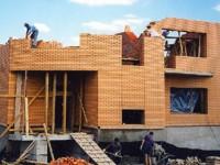 Строим дом из кирпича своими руками
