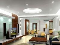 Использование точечного освещения в квартире