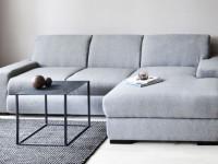 Угловые диваны в интерьере или как сделать гостиную уютной