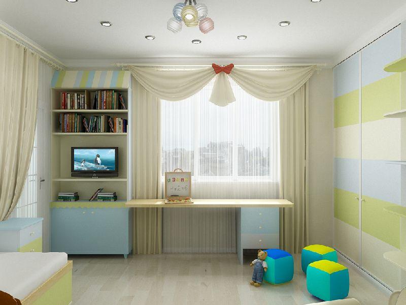 Дизайн детской комнаты 2017