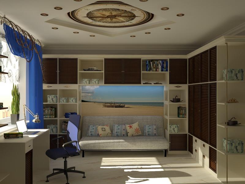 Дизайн комнаты 2017