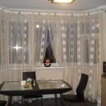Дизайн штор для кухни 25