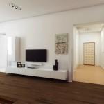 Вариант дизайна гостиной 1