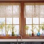 Дизайн штор для кухни 59