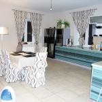 Варианты дизайна штор для кухни 5