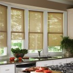 Дизайн штор для кухни 29