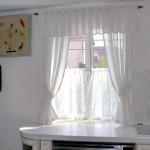 Дизайн штор для кухни 39