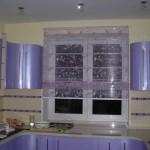 Дизайн штор для кухни 41