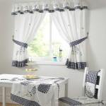 Дизайн штор для кухни 4
