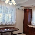 Дизайн штор для кухни 50