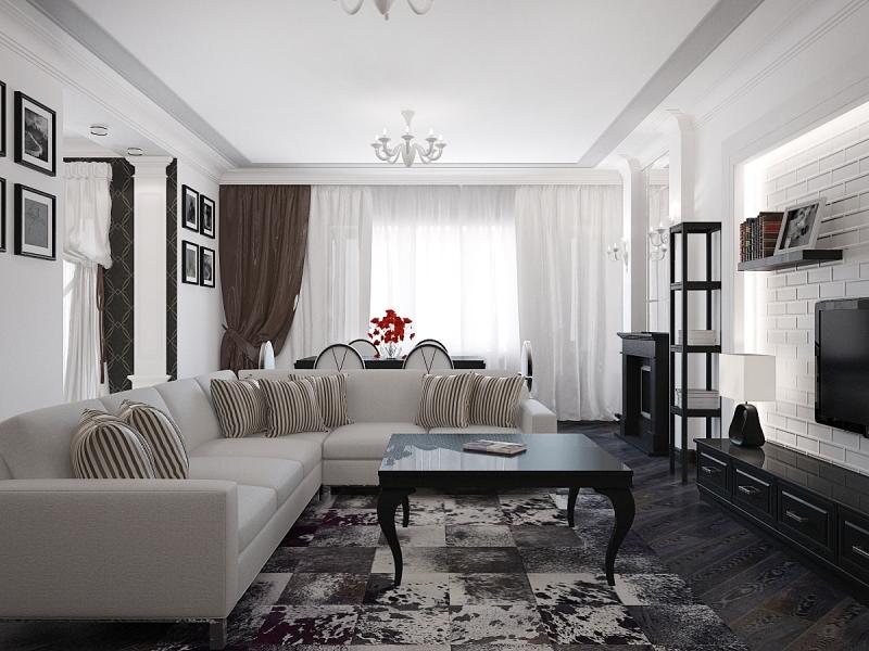 Дизайн-гостиной-2