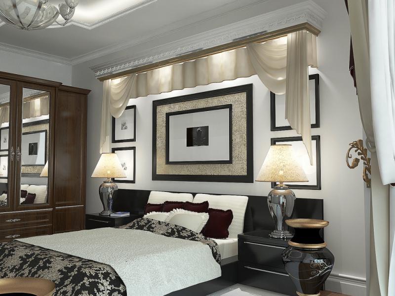 Дизайн-квартиры-в-американском-стиле