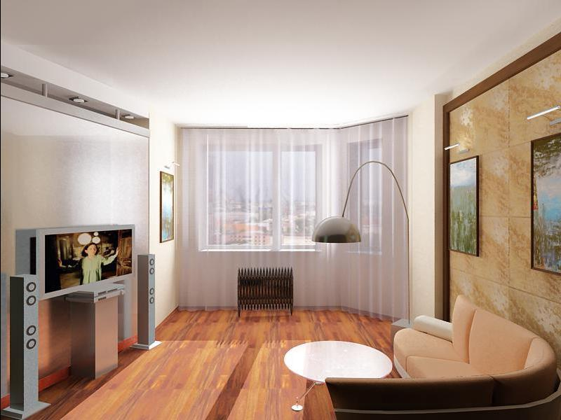 Дизайн-маленьких-гостиных-фото
