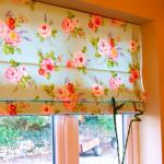 Дизайн штор для кухни 78
