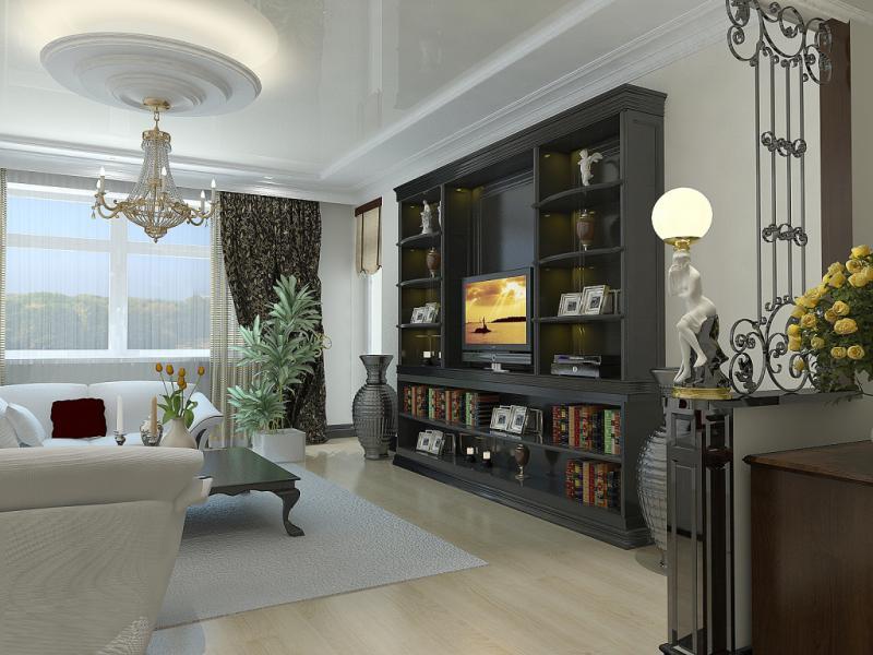 Дизайн квартиры 66