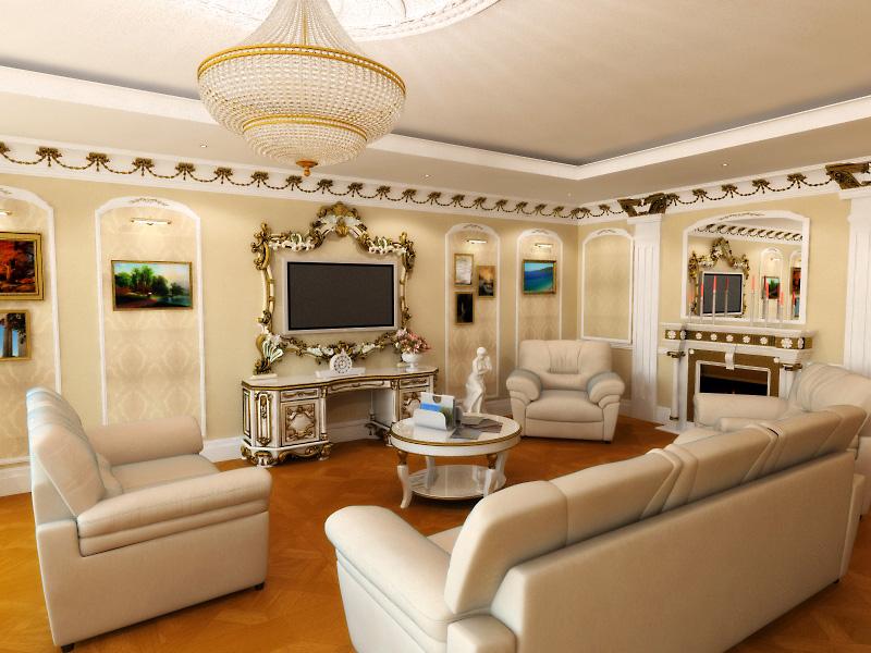 Дизайн квартиры 68
