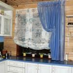 Дизайн штор для кухни 3