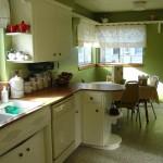 Дизайн штор для кухни 13