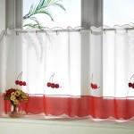 Дизайн штор для кухни 14