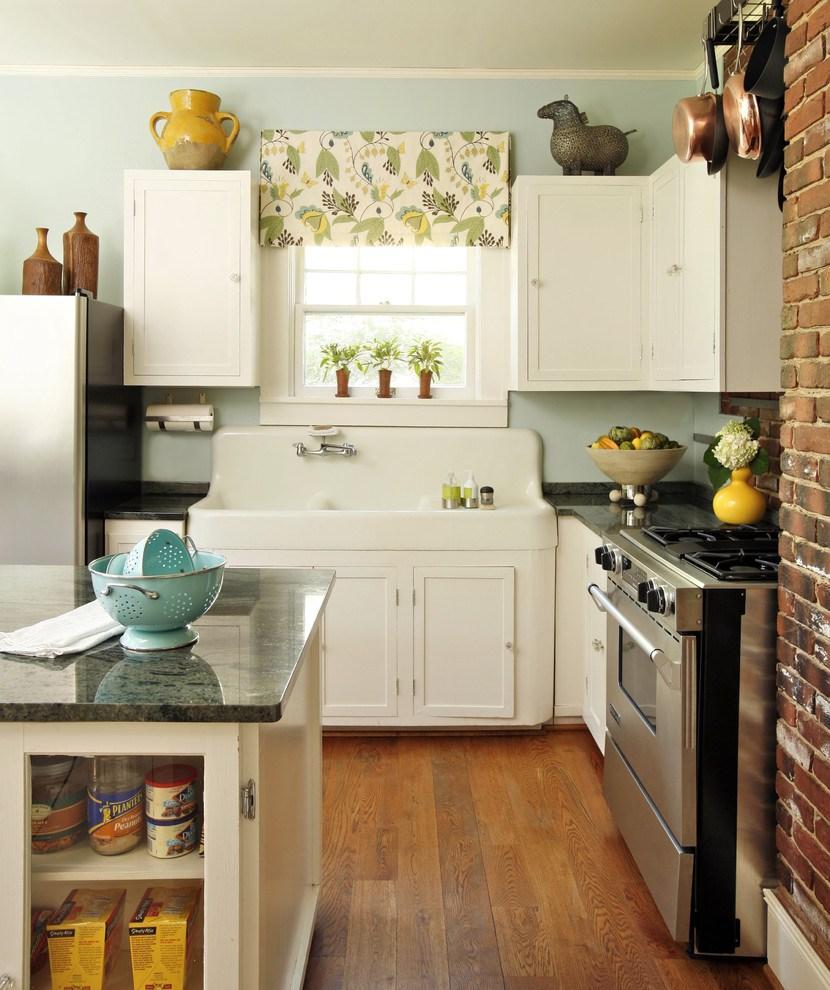 Вариант интерьера кухни