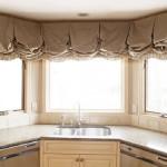Дизайн штор для кухни 64