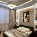 Идея дизайна спальни 2