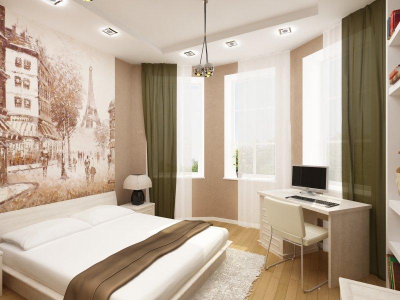 Дизайн квартиры 18
