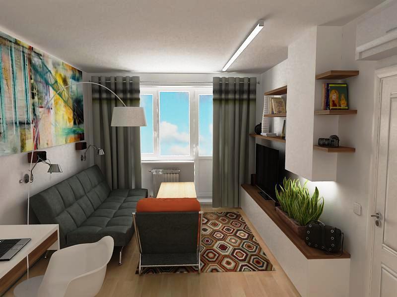 Дизайн квартиры 19