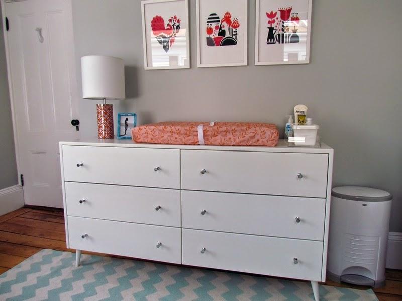 детские-комнаты-для-новорожденных-фото 229