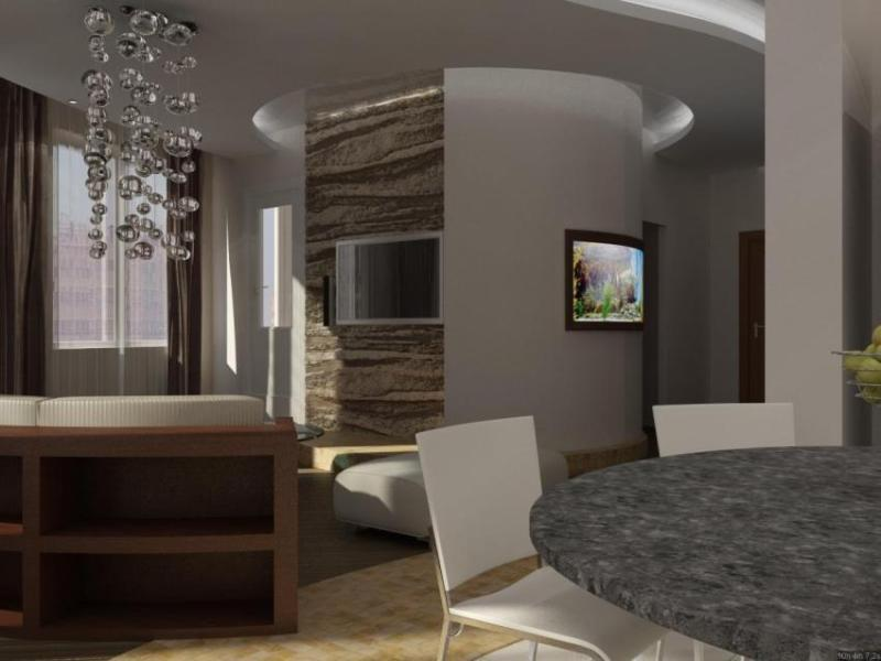 Дизайн квартиры 22