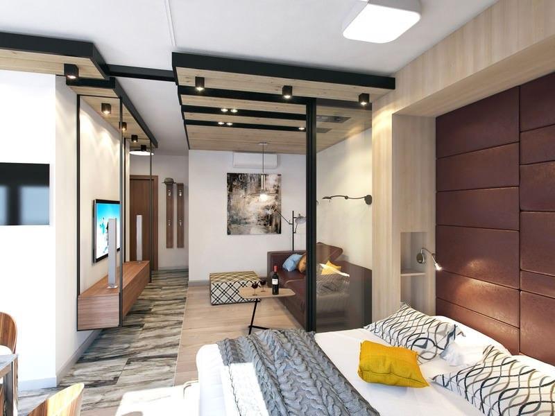 Дизайн квартиры 25