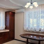 Дизайн штор для кухни 77