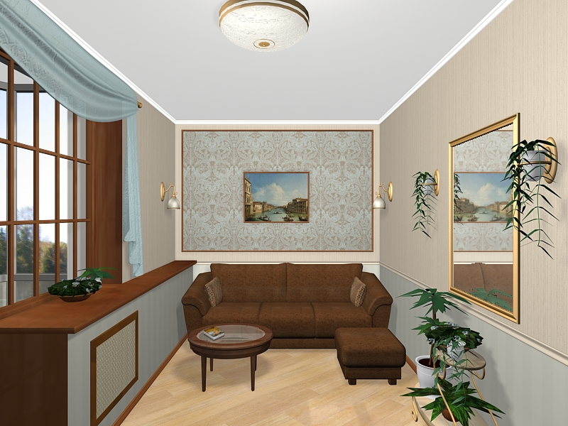 Дизайн квартиры 34