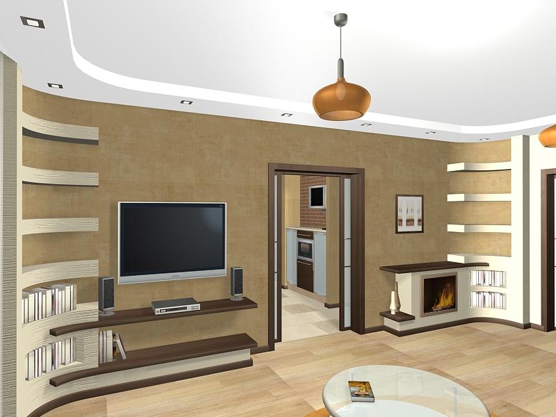 Дизайн квартиры 33