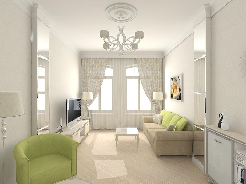 Дизайн квартиры 37