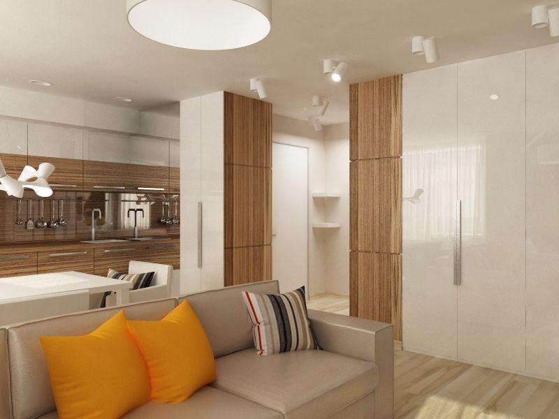 Дизайн квартиры 42