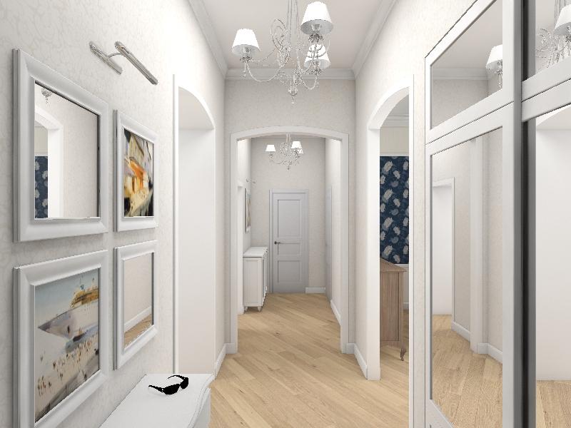 Дизайн квартиры 50