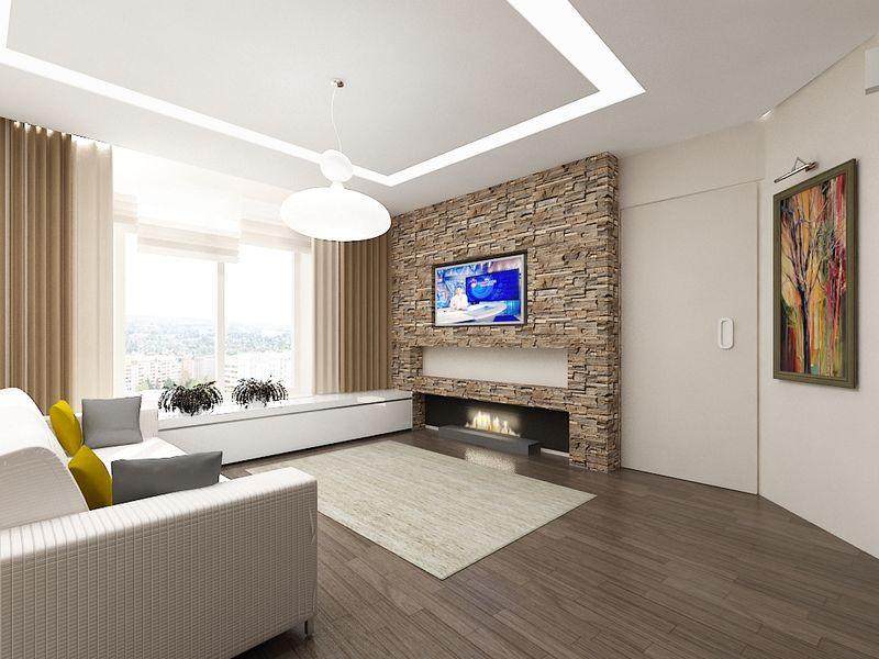 Дизайн квартиры 55